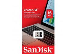 Флешка SanDisk 16 GB Cruzer Fit USB 2.0 (SDCZ33-016G-G35) стоимость