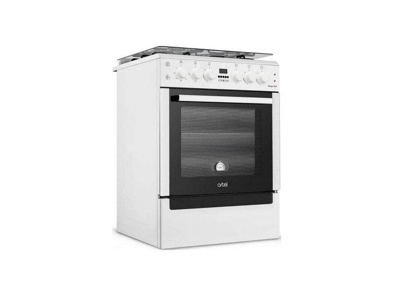 Комбинированная плита Artel Milagro 10 E white купить