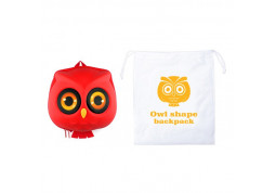 Рюкзак Owl Backpack Red