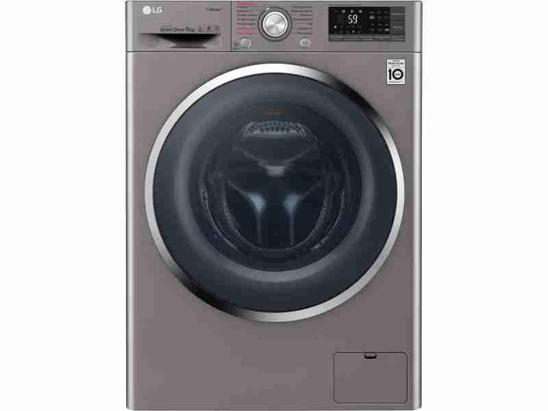 Стиральная машина LG F4J7VS2S
