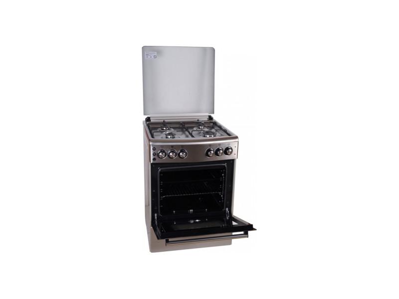 Газовая плита Canrey CGL 6040 KGET Inox купить
