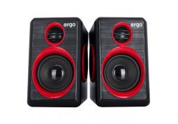 Акустическая система Ergo S-165 Red/black фото
