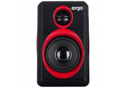 Акустическая система Ergo S-165 Red/black стоимость