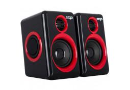 Акустическая система Ergo S-165 Red/black