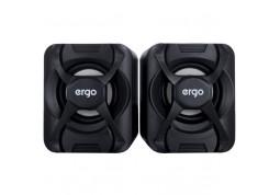 Компьютерные колонки Ergo S-203 Black недорого