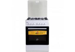 Газовая плита Klass T 6401 M2 White