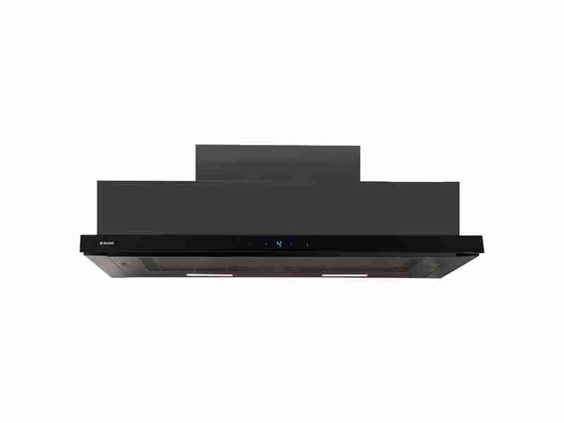 Вытяжка встраиваемая Perfelli TLS 9833 BL LED STRIPE