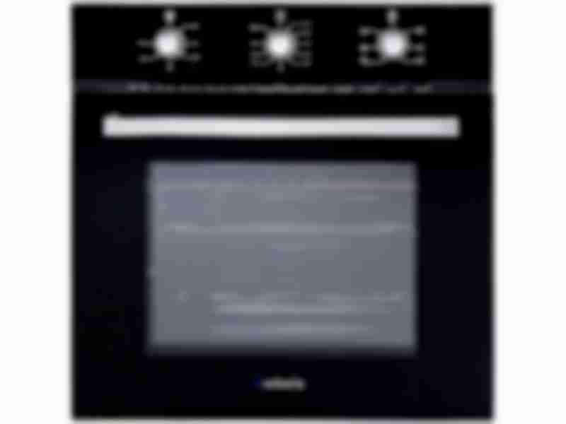 Духовой шкаф Minola OE 6603 BL