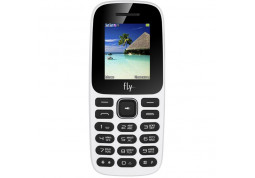 Мобильный телефон Fly FF183 White