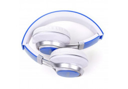 Наушники Vinga HSM040 White/Blue (HSM040WB) дешево
