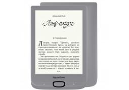 Электронная книга PocketBook 616 Basic Lux 2 Matte Silver PB616-S-CIS дешево