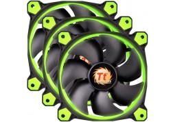 Вентилятор Thermaltake Riing 12 Green LED (CL-F038-PL12GR-A) описание