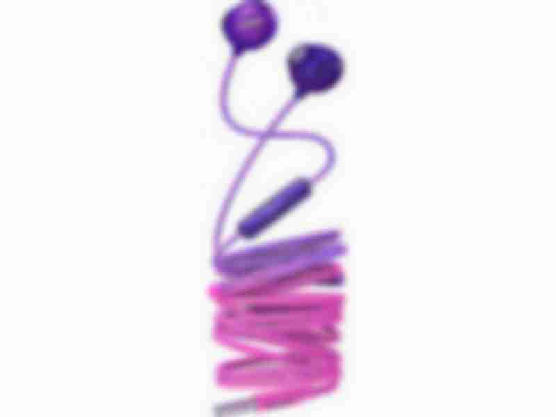 Наушники Philips SHE2305PP/00 Purple