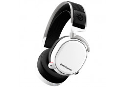 Наушники SteelSeries Arctis Pro Wireless White (61474)
