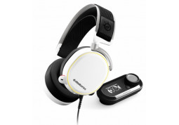 Наушники SteelSeries Arctis Pro Black + GameDac White (61454)