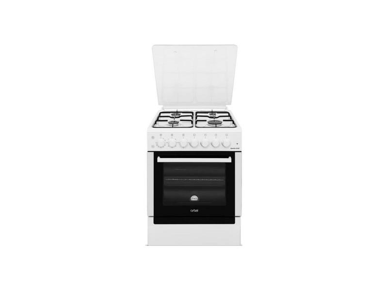 Комбинированная плита Artel Apetito 02-E White стоимость
