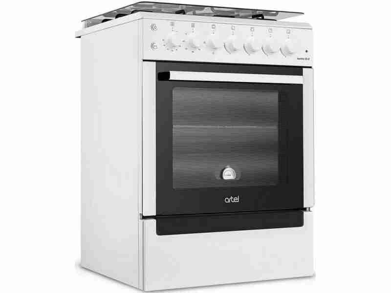 Комбинированная плита Artel Apetito 02-E White