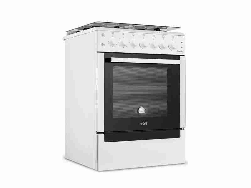 Комбинированная плита Artel MILAGRO 01-E White