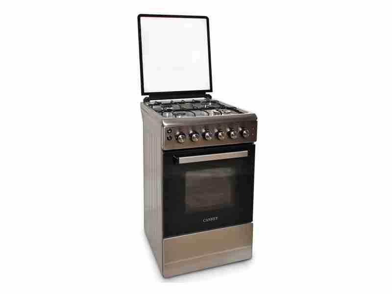 Комбинированная плита Canrey CGE 5040 GT (Inox)