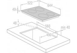 Варочная поверхность Gorenje GIS 67 XC недорого