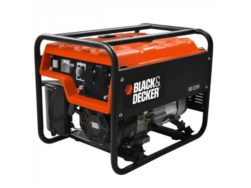 Генератор бензиновый Black&Decker BD2200