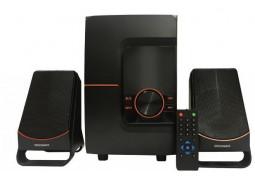 Компьютерные колонки Greenwave SA-158BT Black/Orange (R0015303)