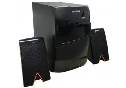 Компьютерные колонки Greenwave SA-160BT Black/Orange (R0015304) фото