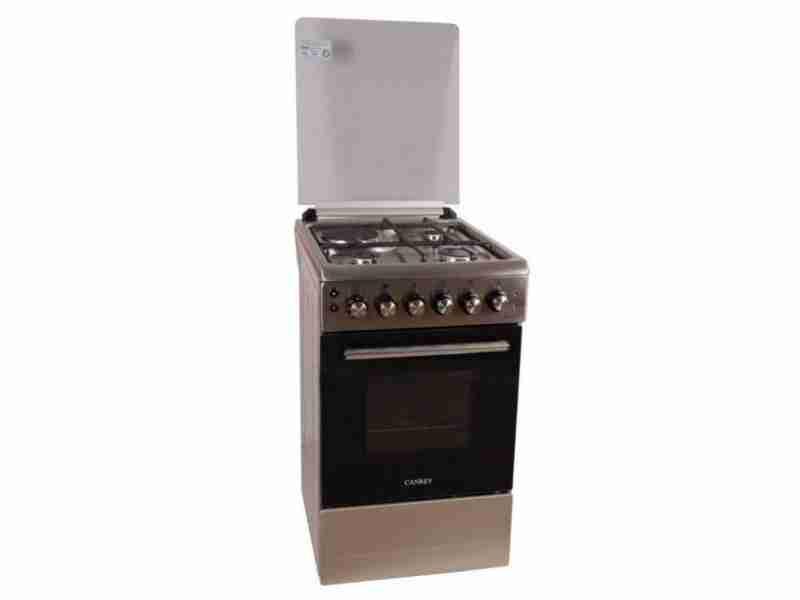 Комбинированная плита Canrey CGE 5031 GT (inox)