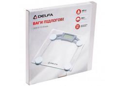 Весы Delfa DBS-6113 дешево
