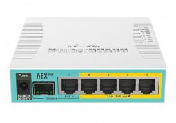 Маршрутизатор MikroTik hEX PoE (RB960PGS)