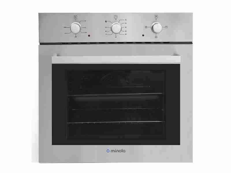 Духовой шкаф Minola OE 64134 INOX/BL