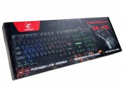 Клавиатура Greenwave GK-110L Black (R0015323) дешево