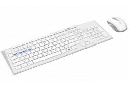 Клавиатура и мышь Rapoo 8200M Wireless White отзывы