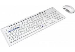 Клавиатура и мышь Rapoo 8200M Wireless White недорого
