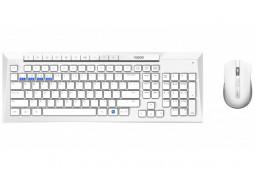 Клавиатура и мышь Rapoo 8200M Wireless White