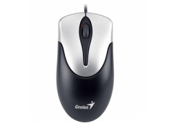Мышь Genius NS-100 USB Black/Silver (31010232100)
