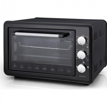 Электродуховка Smart EO-1036 Black
