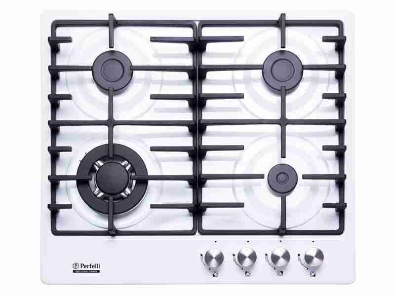 Варочная поверхность Perfelli design HGM 61490 WH