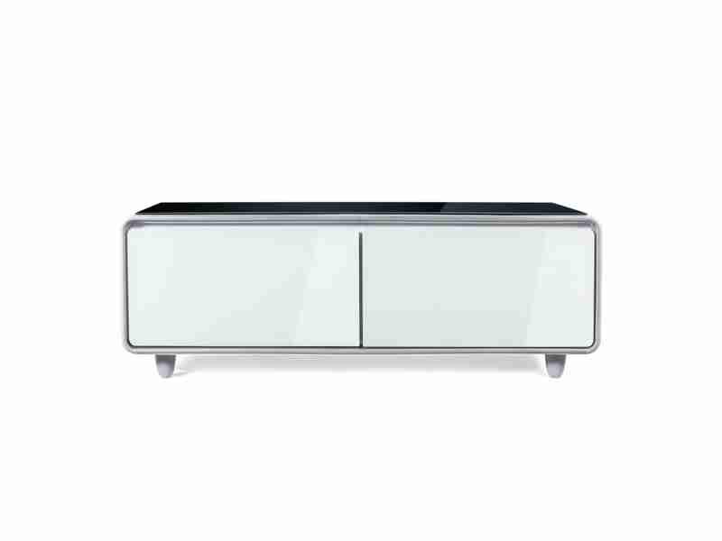 Мультимедийный  стол-холодильник Skyworth SRD-130BLWT