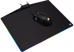 Коврик для мышки Corsair MM800 RGB Polaris Cloth Edition Black (CH-9440021-EU) цена