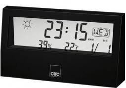 Метеостанция Clatronic WSU 7022 Black