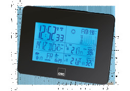 Метеостанция Clatronic WSU 7026 Black