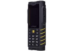 Мобильный телефон Sigma X-treme DZ68 Black-yellow в интернет-магазине