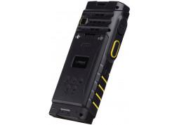 Мобильный телефон Sigma X-treme DZ68 Black-yellow недорого