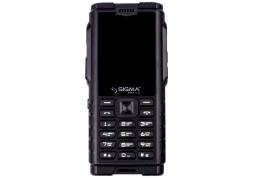 Мобильный телефон Sigma X-treme DZ68 Black