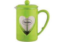 Заварной чайник Con Brio CB 5680 зеленый