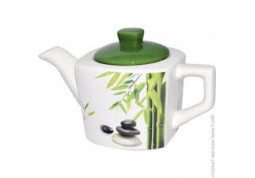 Заварной чайник S&T Зеленый бамбук 2231-01