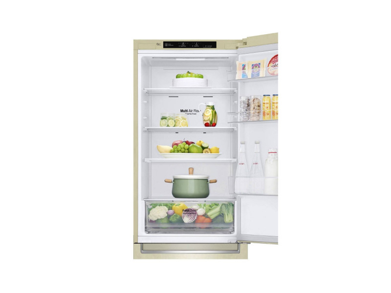 Холодильник LG GA-B459SERZ дешево
