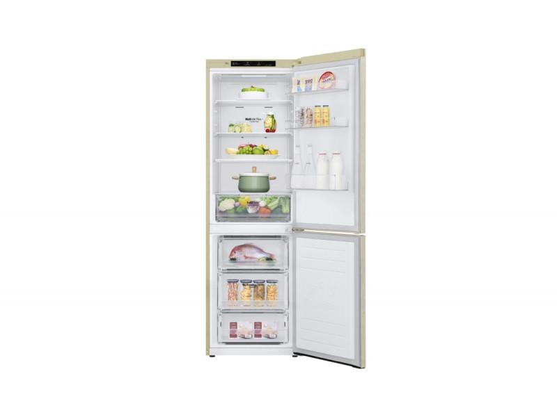 Холодильник LG GA-B459SERZ отзывы