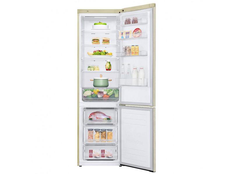 Холодильник LG GW-B509SEDZ отзывы